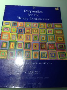 Theory Revision Workbook by Lee Ching Ching