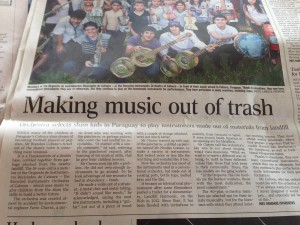 Article From Straits Times